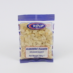 Top-op Almond Flakes 100g