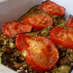 Spiced Roasted Aubergine