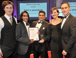 Rafi's Spicebox York: Retailer of the Year!