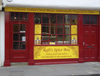 30 Years of Rafi's Spicebox