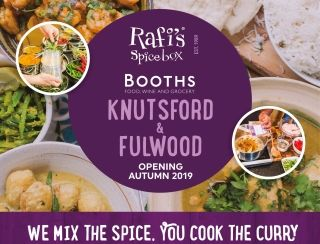 Rafi's Comes to Knutsford & Fulwood!