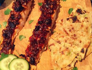Tamarind Roasted Salmon