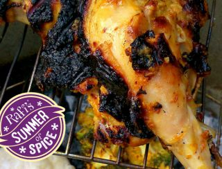 Chicken with Lime & Chilli Chutney Marinade