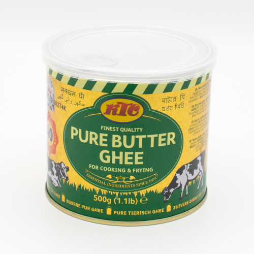Pure Butter Ghee 500g