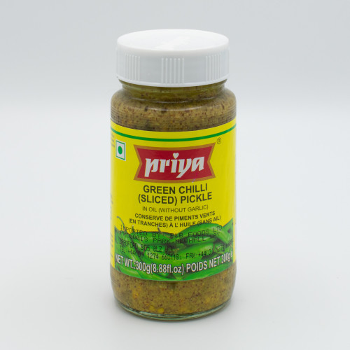 Priya Green Chilli Pickle