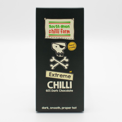 South Devon Chilli Farm's Chilli Chocolate (Extreme)