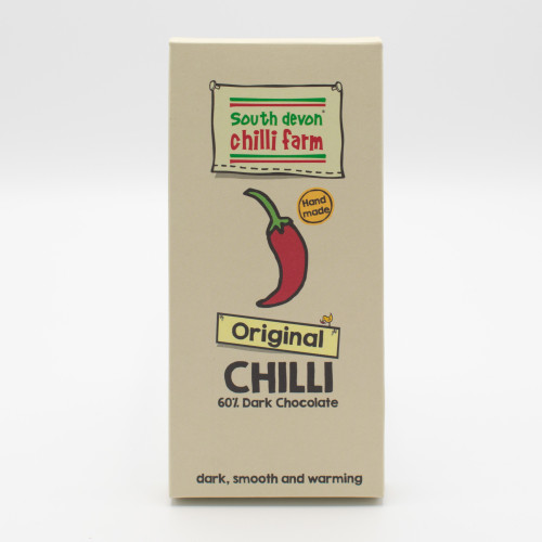 South Devon Chilli Farm's Chilli Chocolate (Original)