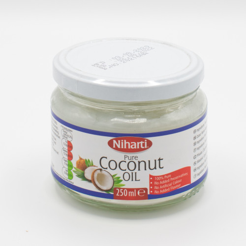 Niharti Coconut Oil 250ml
