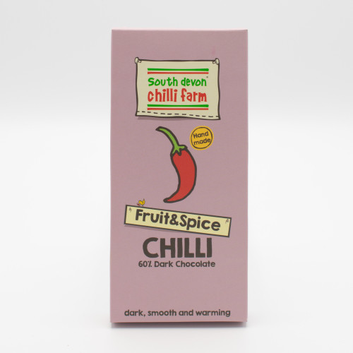 South Devon Chilli Farm's Chilli Chocolate (Fruit and Spice)