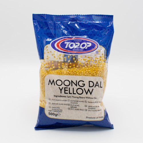 Top-op Moong Dal 500g