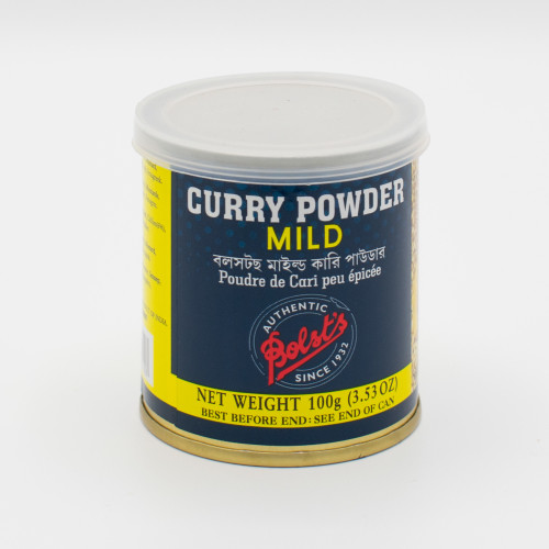 Bolst's Mild Curry Powder 100g