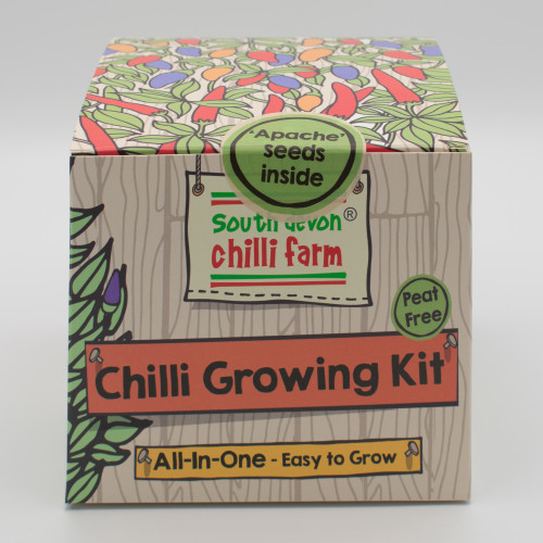 South Devon Chilli Farm Chilli Growing Kit