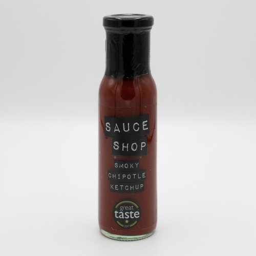 Sauce Shop Smoky Chipotle Ketchup