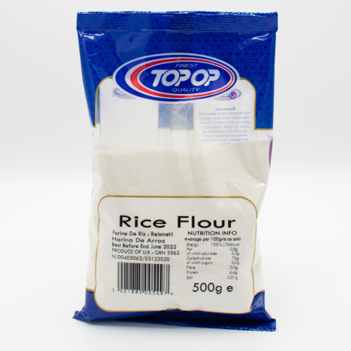 Top-Op Rice Flour 500g