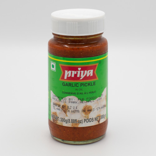 Priya Garlic Pickle