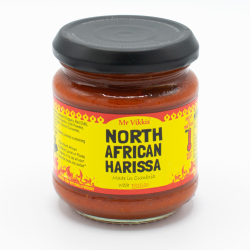 Mr Vikki's North African Harissa