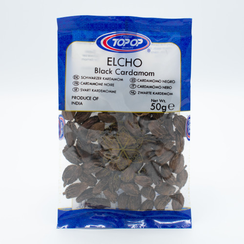 Top-Op Black Cardamon 50g