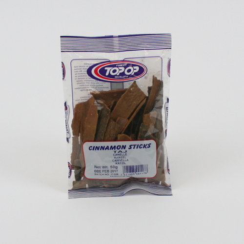 Top-Op Cinnamon Bark 50g