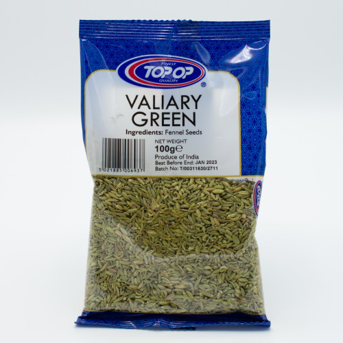 Top-Op Fennel Seed 100g