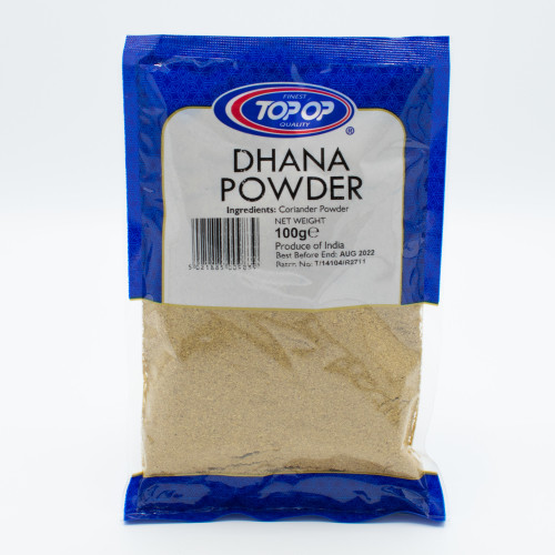 Top-Op Ground Coriander 100g
