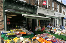 Millies Greengrocers