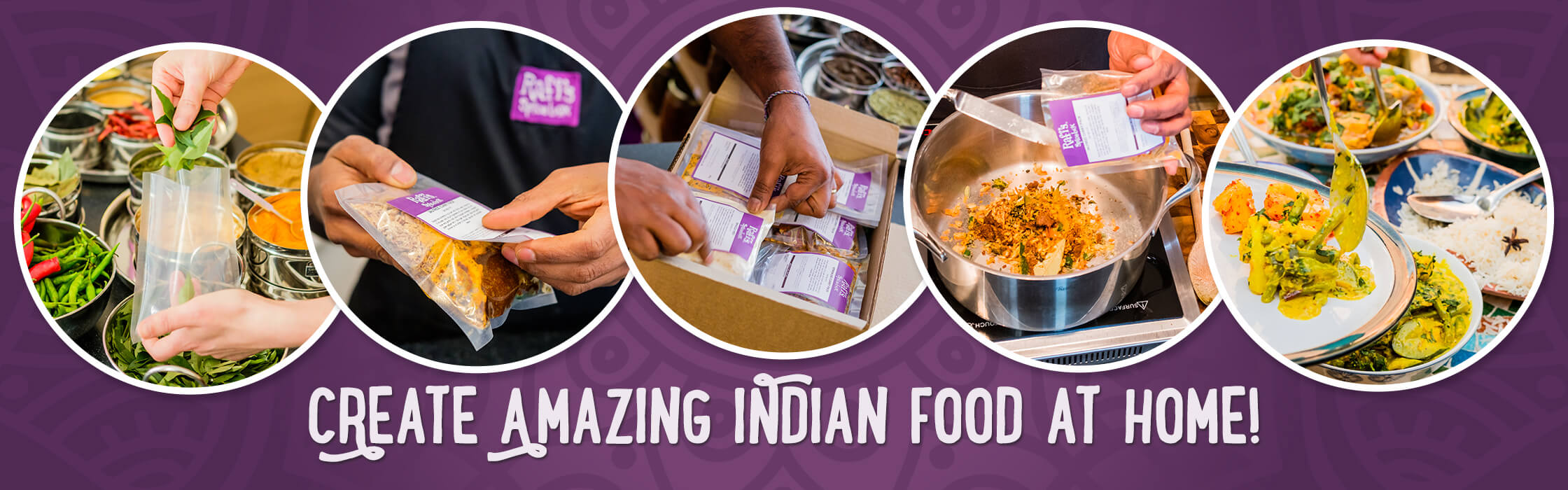 Amazing Indian Food